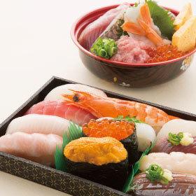 魚力海鮮寿司
