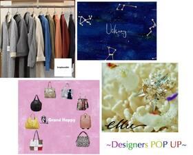 Designers POP UP