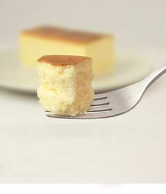 パックンバックンのチーズケーキ