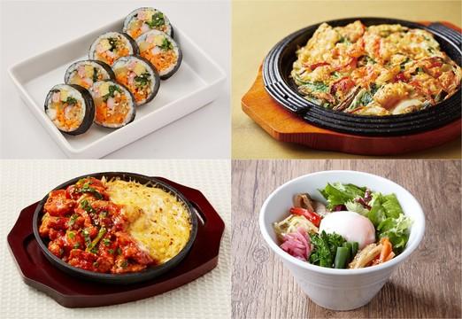 韓国 料理 キンパ