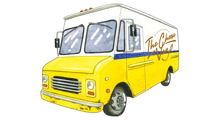 Cheese Van