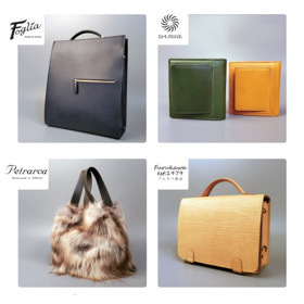 TOKYO LEATHER GOODS FACTORY COLLECTION
